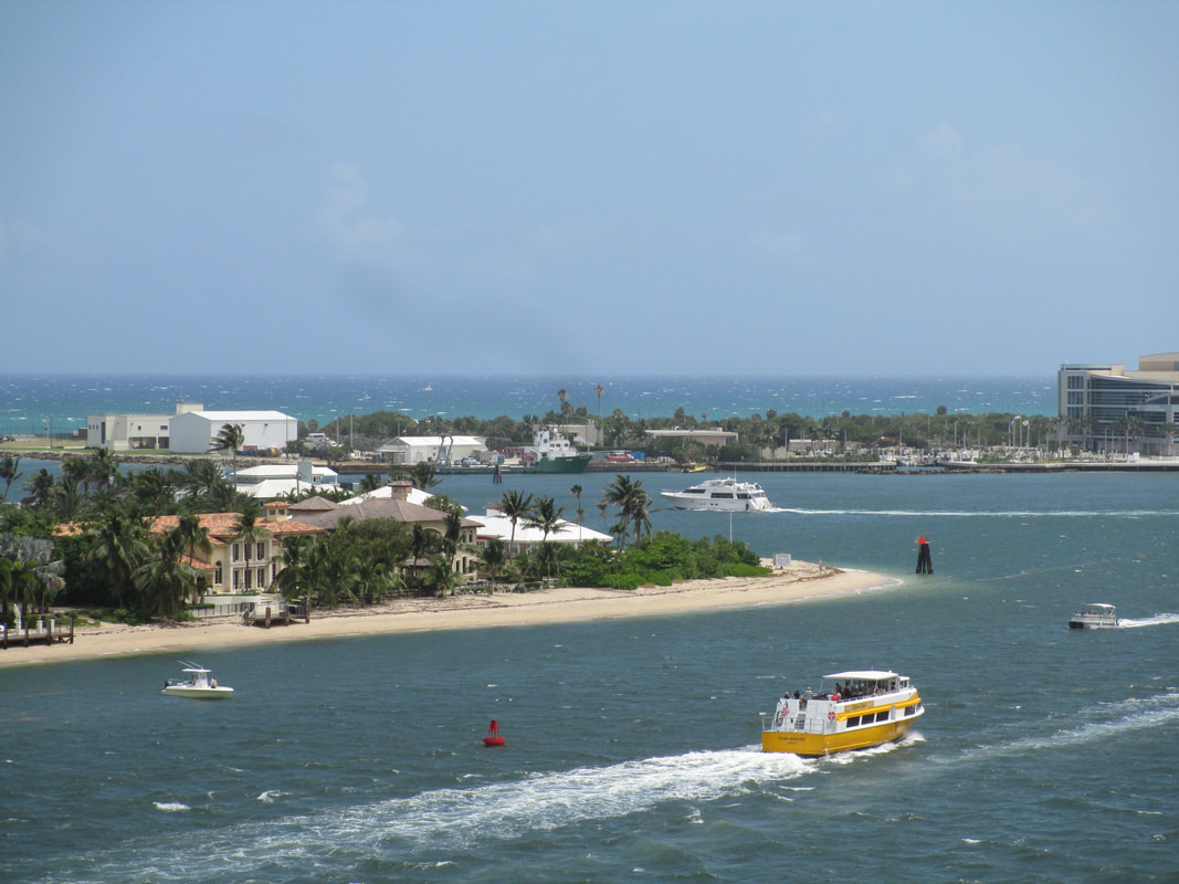 View Of Ft. Lauderdale