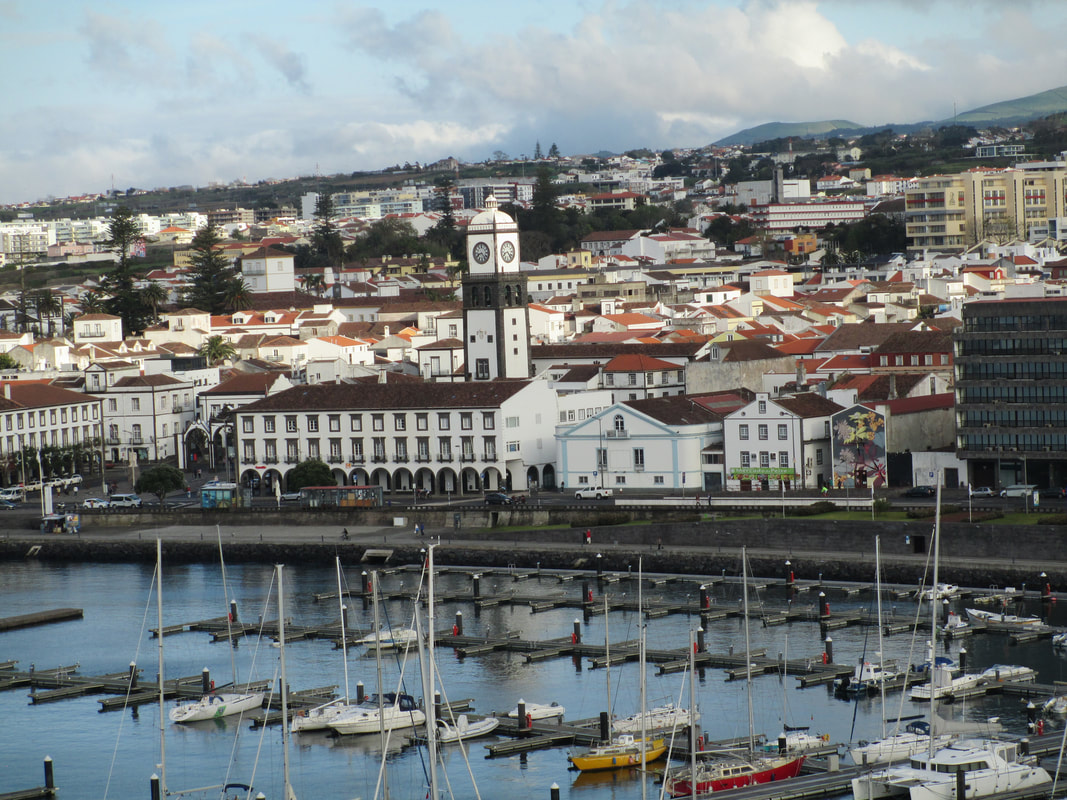 Capital of Sao Miguel