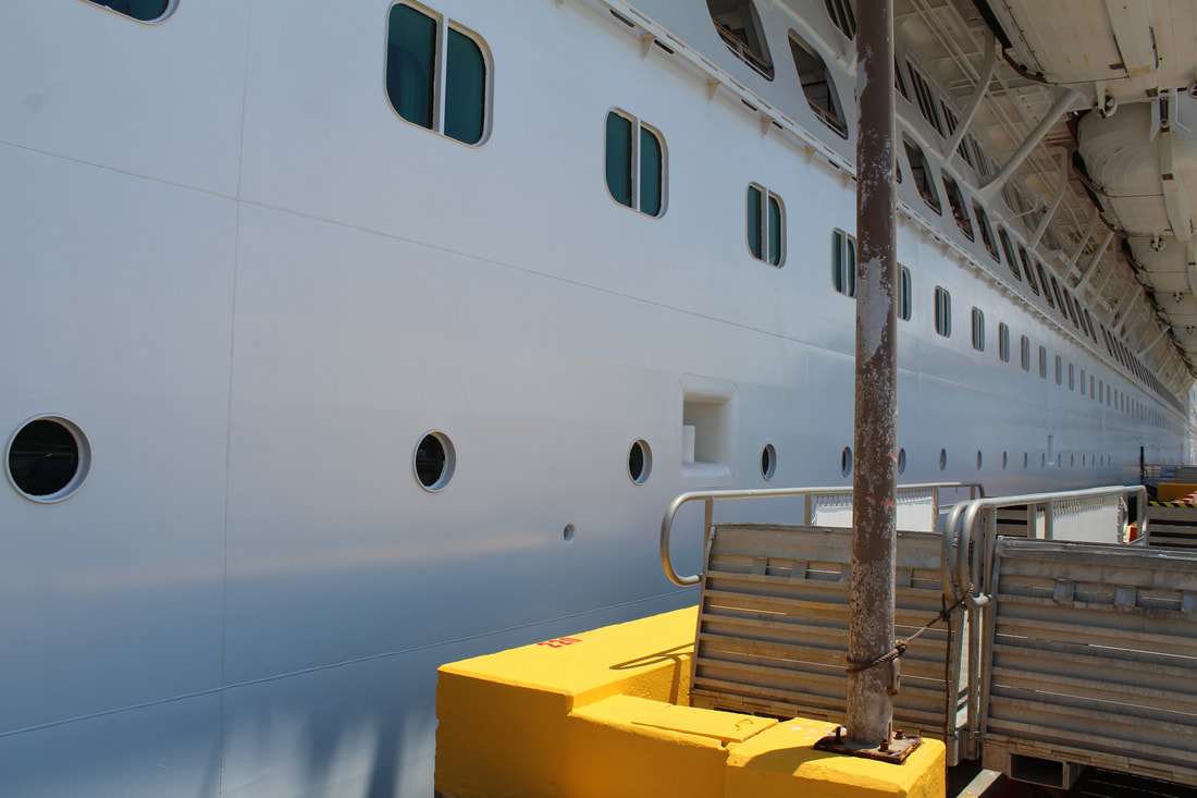 Carnival Vista Alchemy Bar