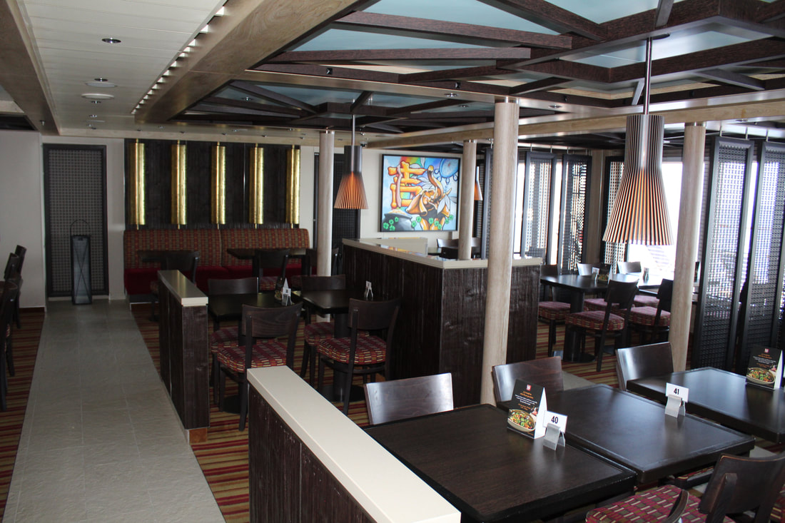 Carnival Vista JiJi Asian Kitchen