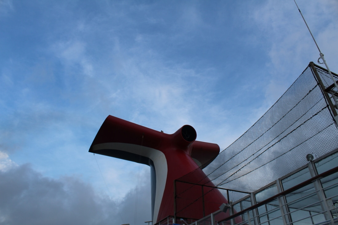 Carnival Valor Funnel