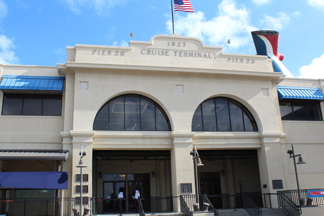 Galveston Cruise Terminal