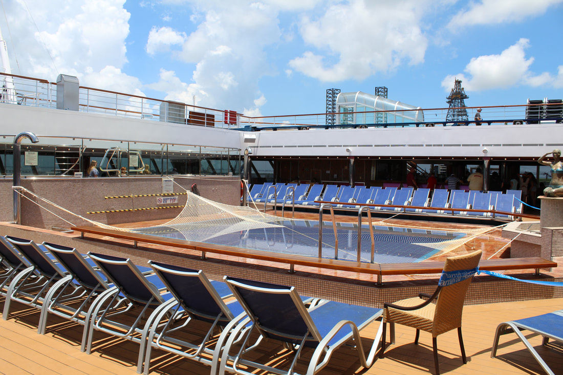 Carnival Freedom AFT Pool