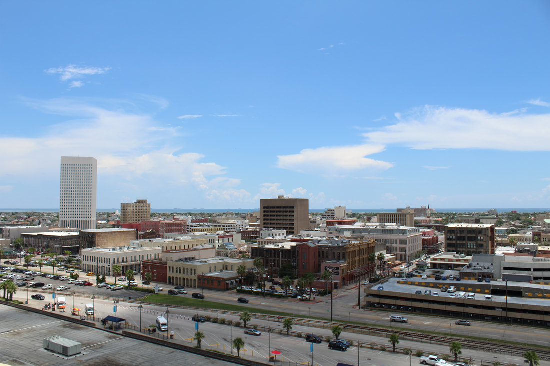 Galveston Skyline
