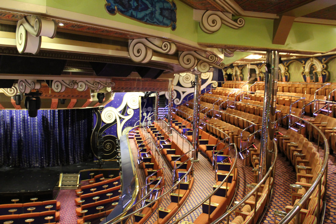 Carnival Freedom Theater