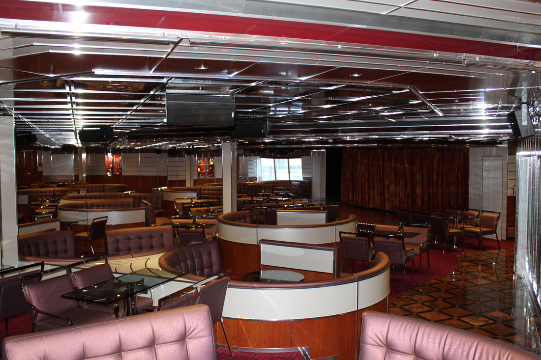 Carnival Freedom International AFT Lounge