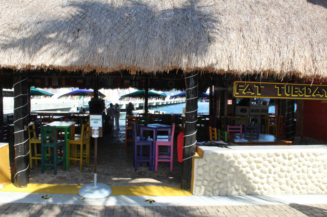 Carnival Freedom International Lounge