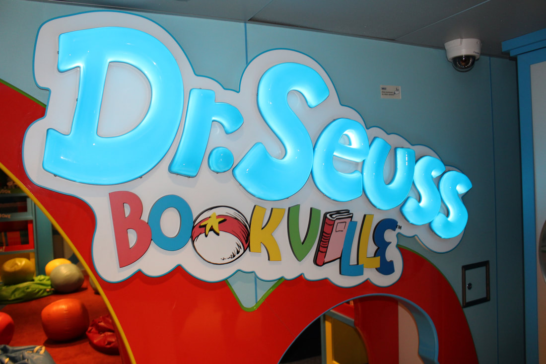 Carnival Freedom Dr. Seuss Bookville