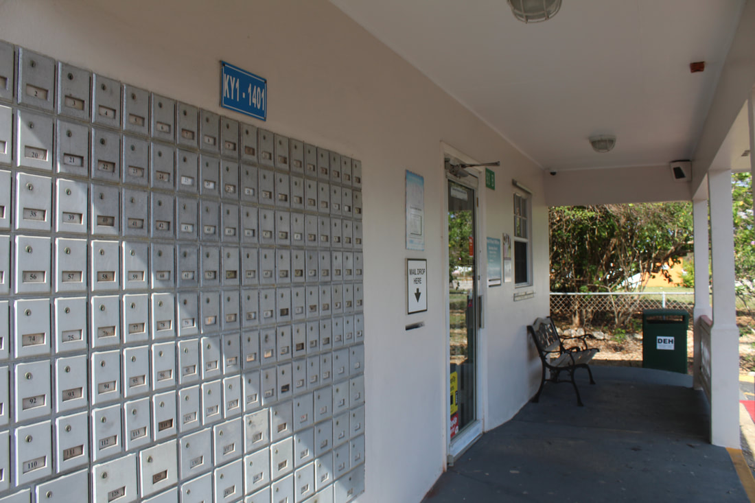 Grand Cayman Mailboxes