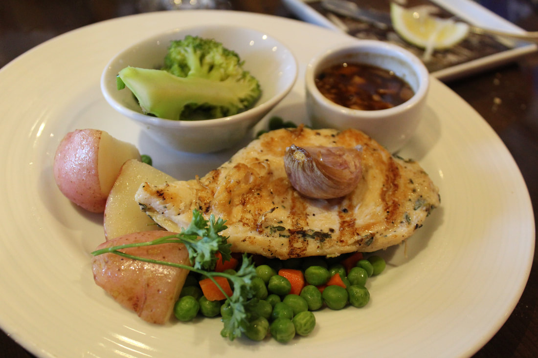 Carnival Freedom Grilled Chicken Breast
