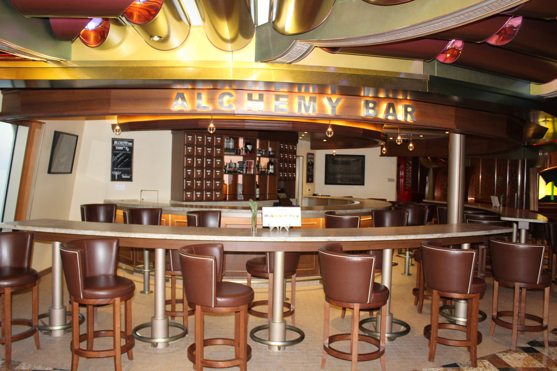 Alchemy Bar carnival Freedom