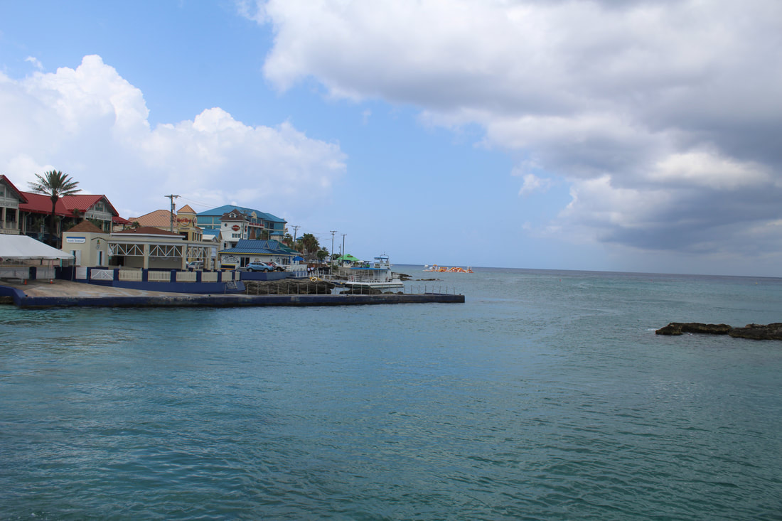 Georgetown Grand Cayman Harbor Area