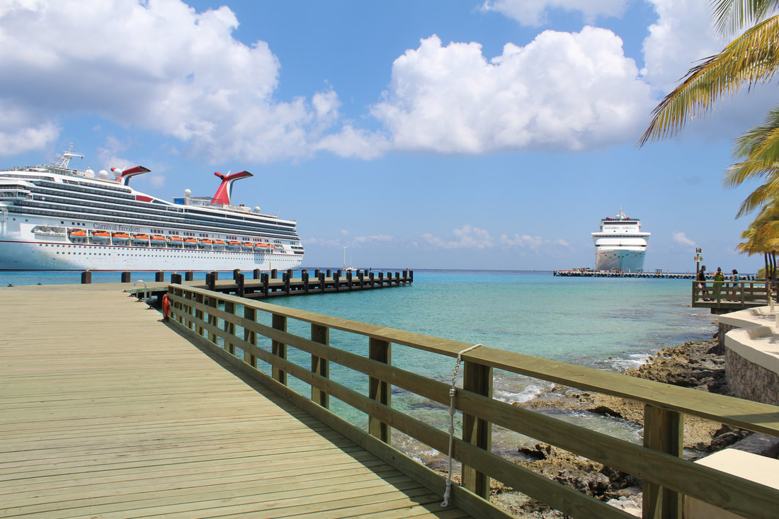 Carnival Freedom and Carnival Paradise