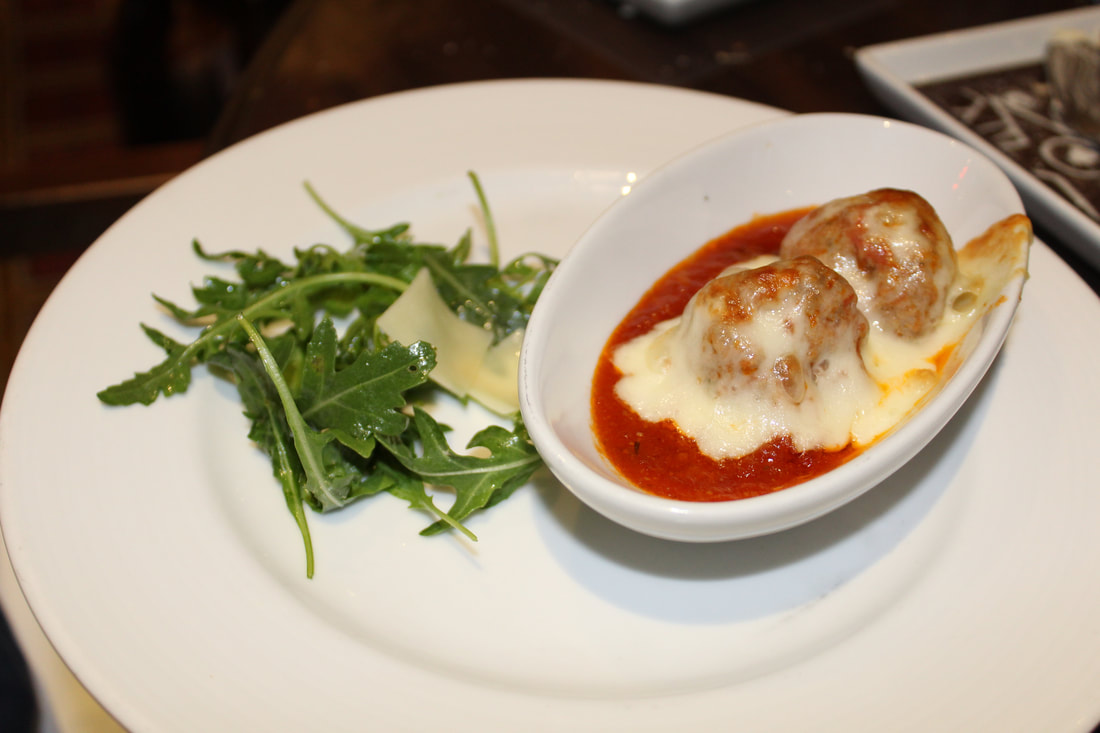 Carnival Freedom Baked Meatballs