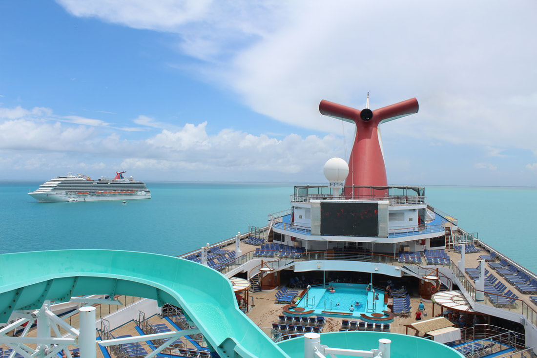 Carnival Freedom Deck 14