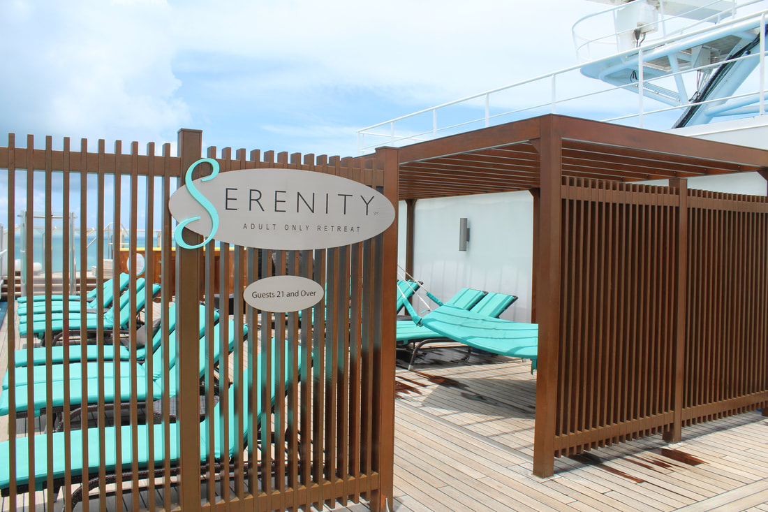 Serenity Adults Only Retreat Carnival Freedom
