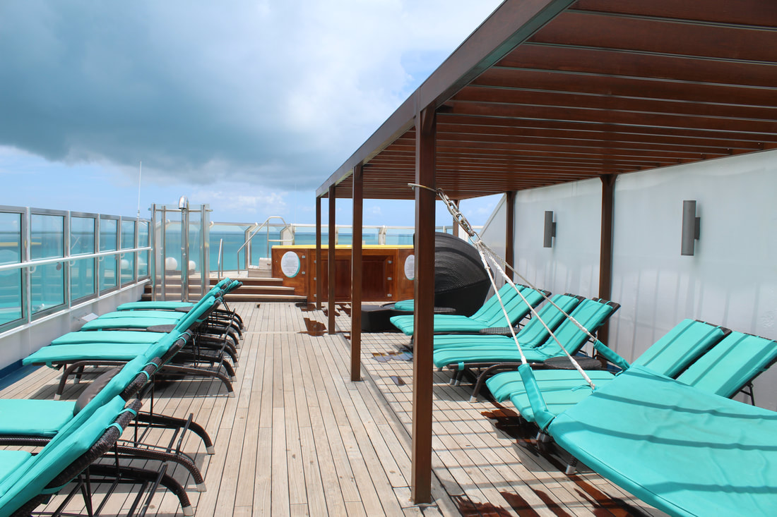 Carnival Freedom Serenity Adults Only Retreat
