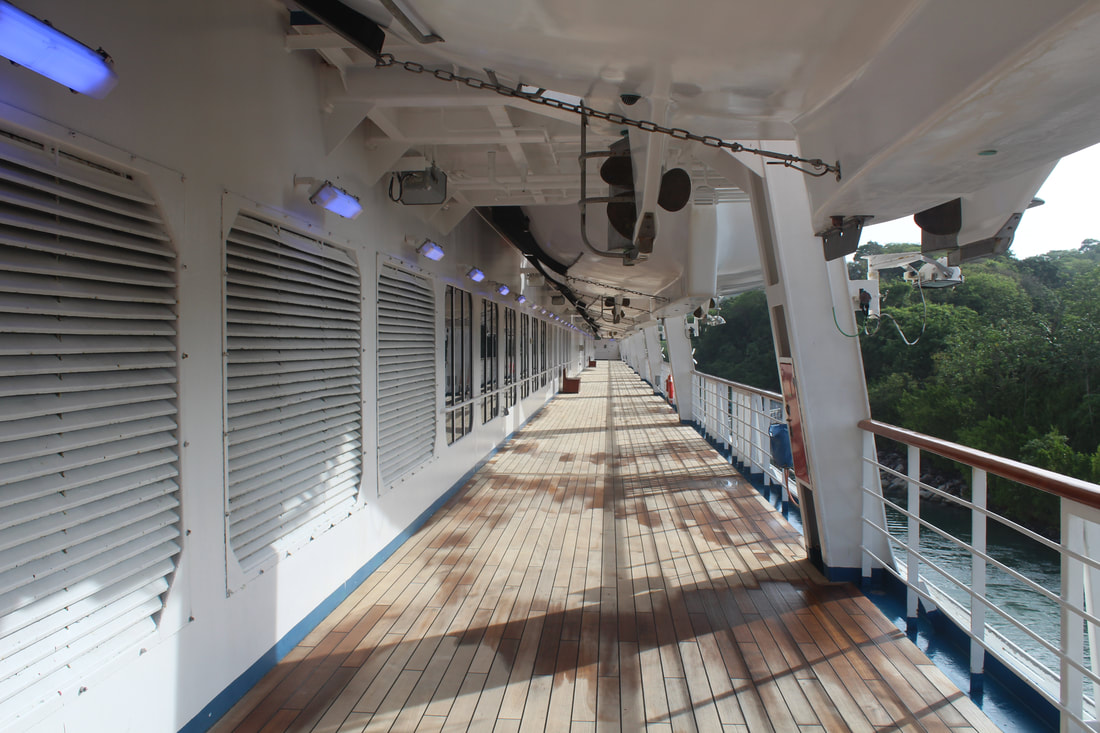 Carnival Freedom Deck 3