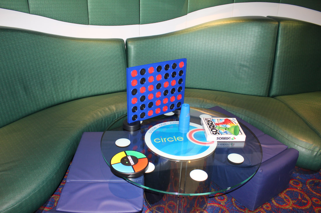 Carnival Dream Circle C Youth Program Lounge
