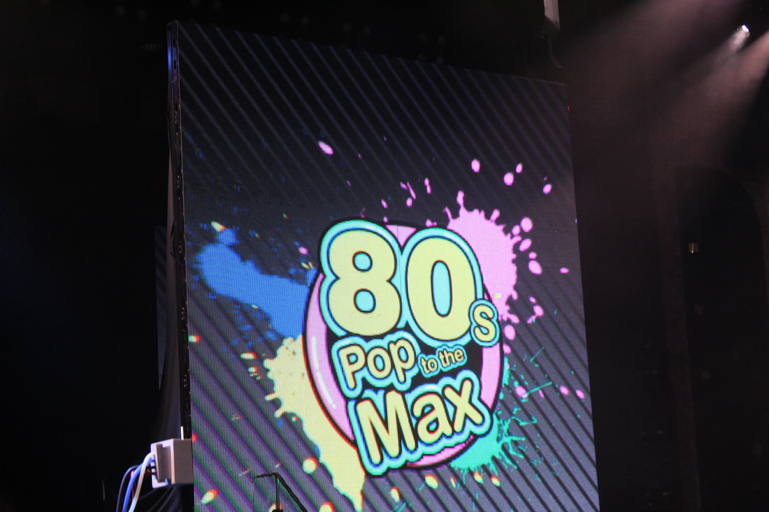 Carnival Dream 80s Pop To The Max Production Show