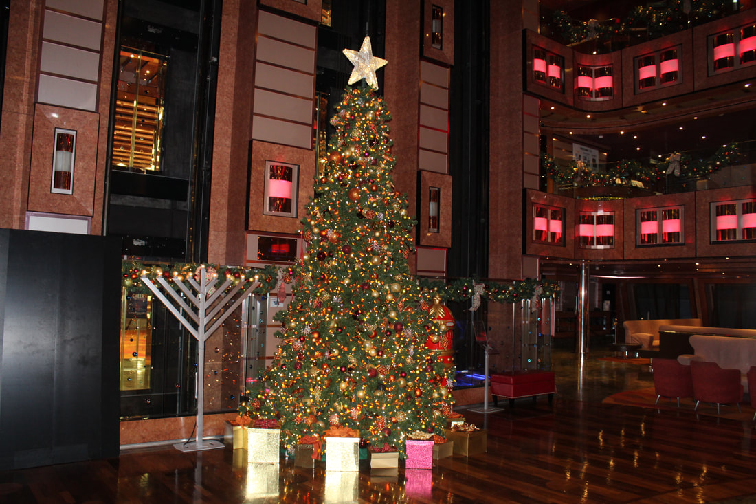 Carnival Dream Christmas Decorations
