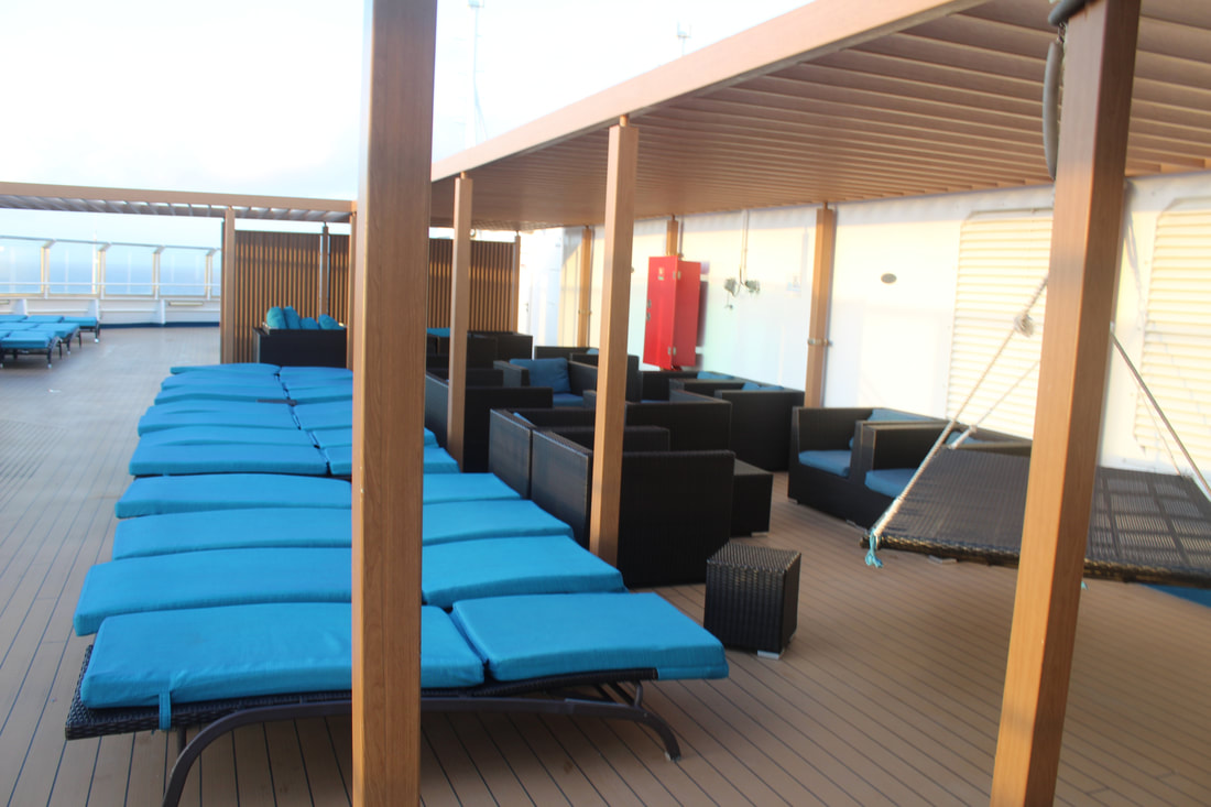 Carnival Dream Serenity Adults Only Retreat