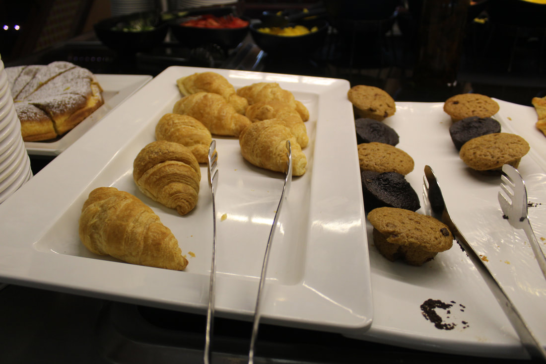 Carnival Freedom Continental Breakfast