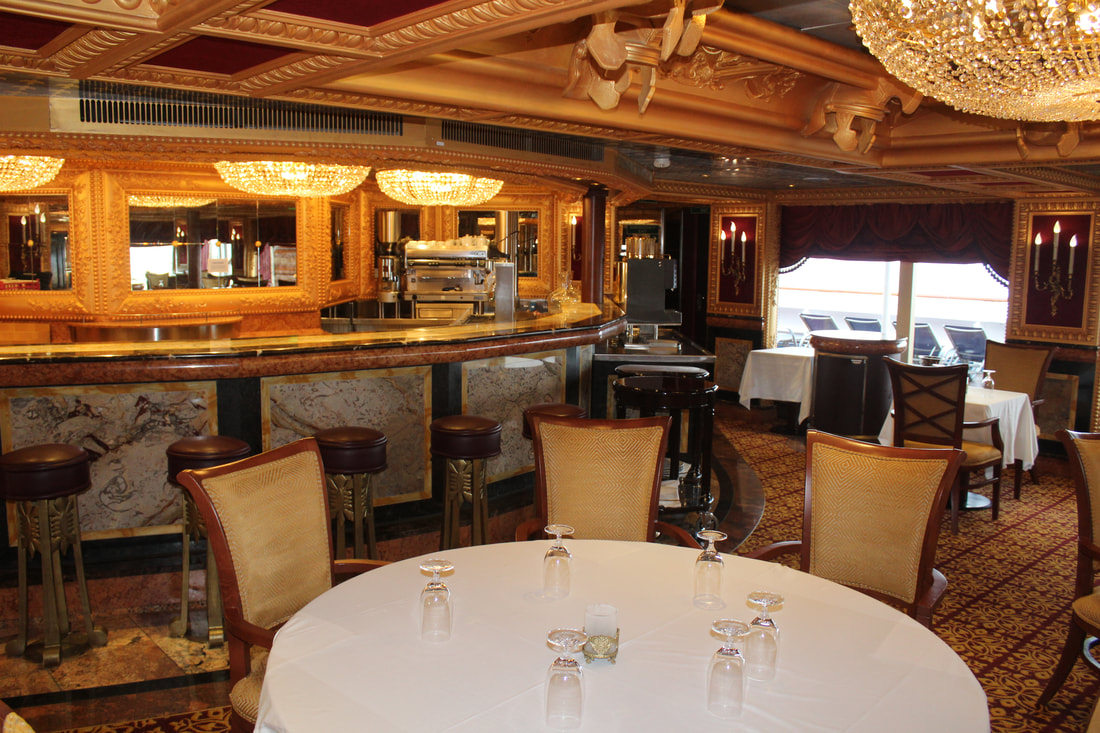 Carnival Freedom Sun King Steakhouse